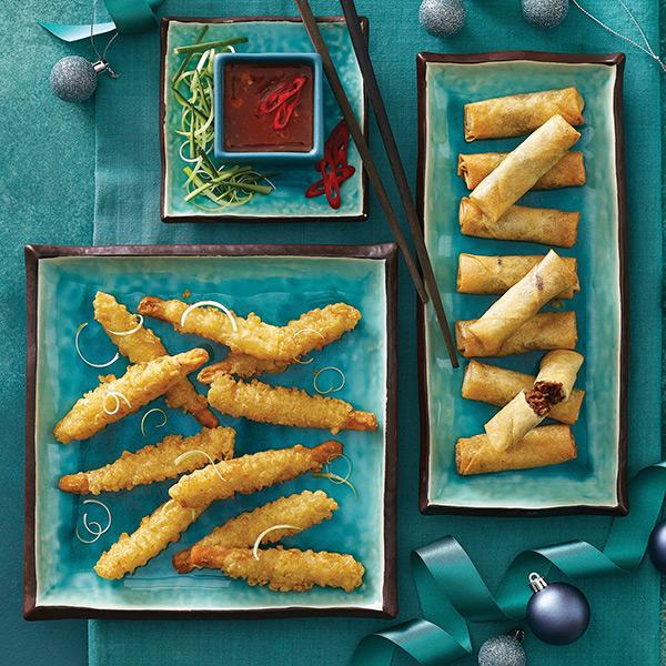 festive vegan treats