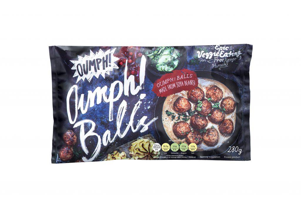Oumph! Balls
