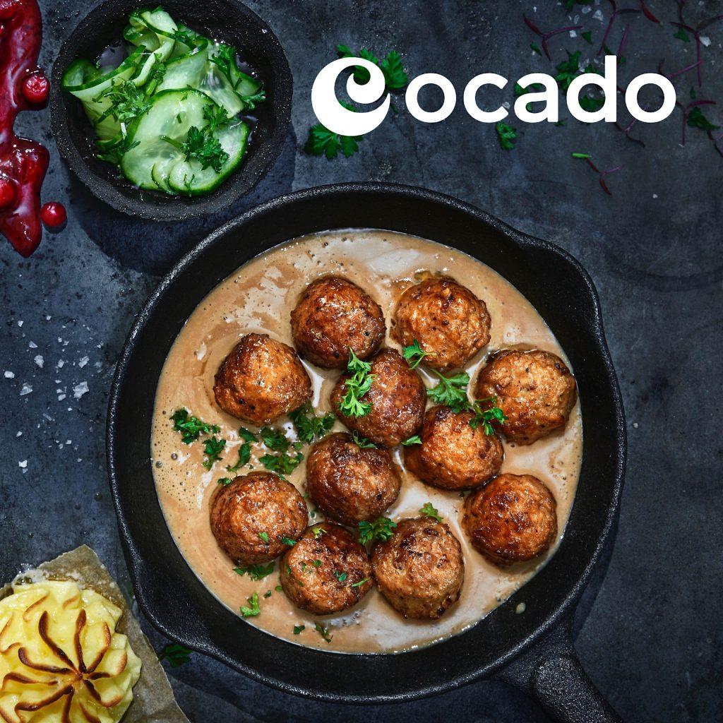 Delicious Oumph! Balls are rolling into Ocado 1