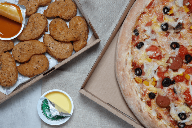 Papa John's extends its vegan offering with the launch of Not-Chicken Vegan Bites