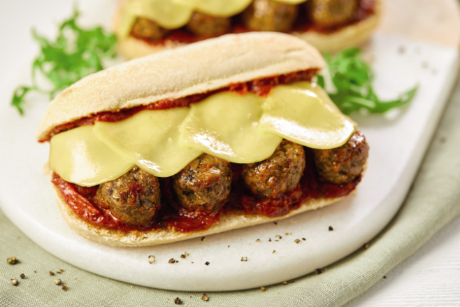 Aldi introduces brand-new vegan 'Meatless Meatball Marinara' Sub