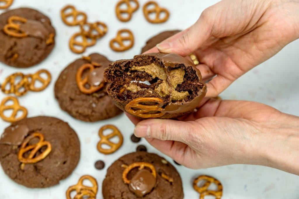 You can now get stuffed vegan cookies the size of your fist delivered to your door 1