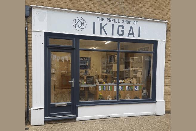 New vegan refill shop opens in St Ives in Cambridgeshire, UK