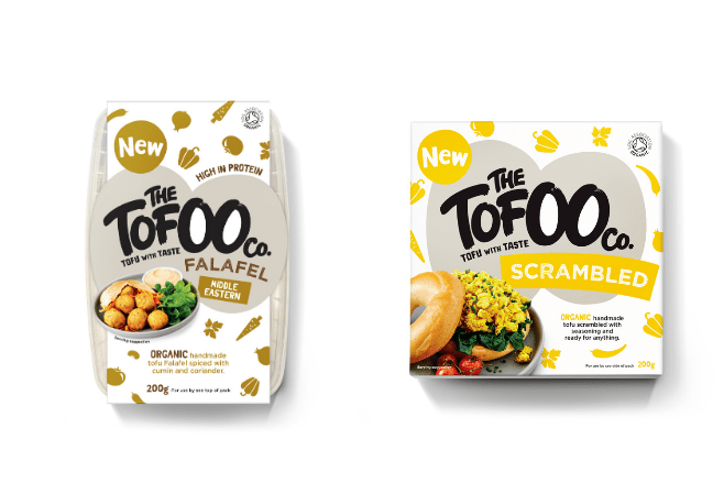 The Tofoo Co launches brand-new tofu scramble and falafel