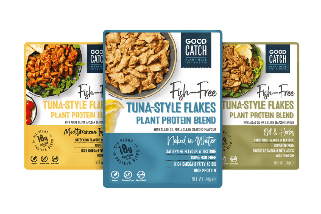 Vegan seafood company secures $26.35 million in B-2 bridge funding round