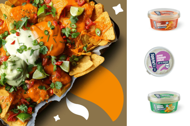 Squeaky Bean just launched its first ever vegan dips into Co-op
