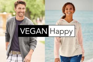 vegan happy