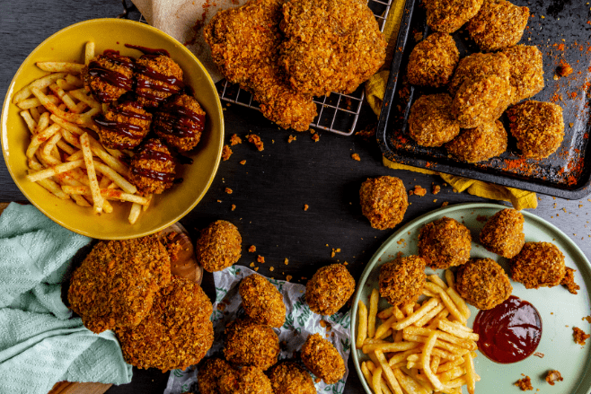 Vegan Fried Chick*n Brand VFC Launches in Benelux in Partnership with Brandplant