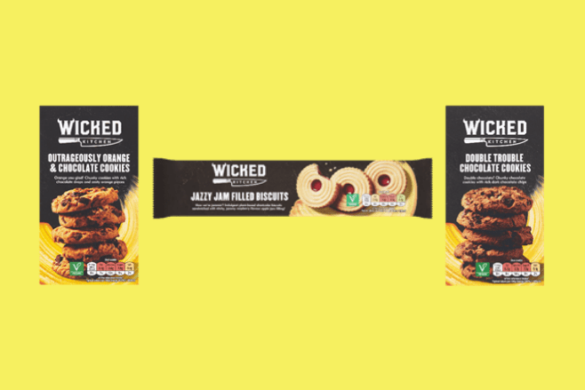 Tesco launches three new vegan biscuits