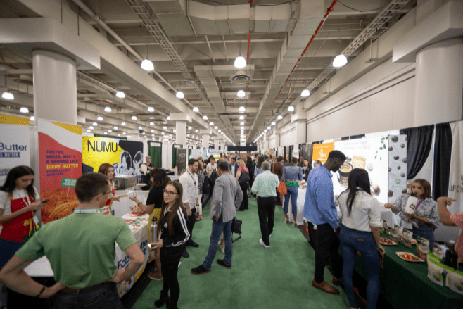 Europe's First Dedicated Plant-Based Trade Event Announces Line-Up